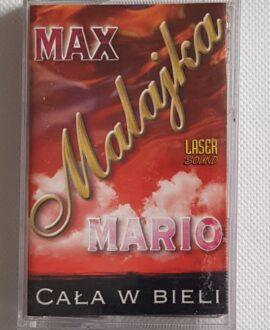 MAX MALAJKA CAŁA W BIELI audio cassette