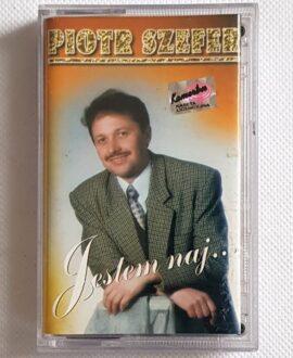 PIOTR SZEFER JESTEM NAJ...audio cassette