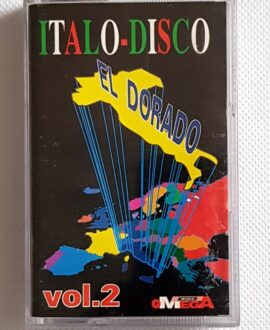 ITALO DISCO vol.2 CHESTER, IVAN.. audio cassette