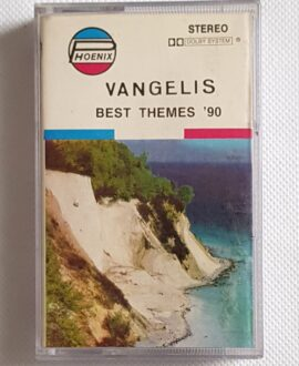 VANGELIS BEST THEMES '90 audio cassette