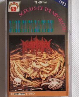 MORTIFICATION SCROLLS OF THE MEGILLOTH audio cassette