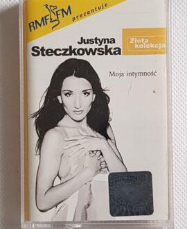 JUSTYNA STECZKOWSKA MOJA INTYMNOŚĆ audio cassette