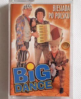 BIG DANCE BIESIADA PO POLSKU audio cassette