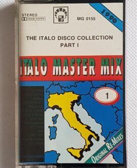 ITALO DISCO COLLECTION MAX HIM, SAVAGE..audio cassette