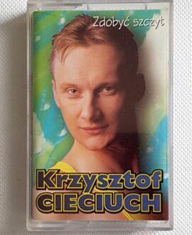 KRZYSZTOF CIECIUCH ZDOBYĆ SZCZYT audio cassette