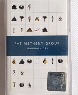 PAT METHENY GROUP IMAGINARY DAY audio cassette