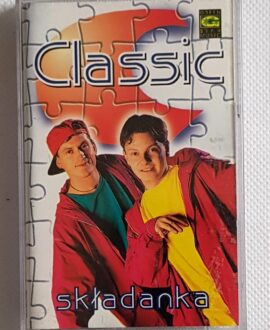 CLASSIC THE BEST OF CLASSIC audio cassette