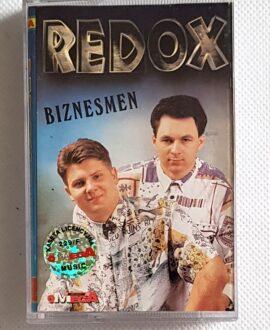 REDOX BIZNESMEN audio cassette