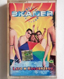 SKANER LATO W KOŁOBRZEGU audio cassette