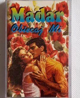 MADAR OBIECAJ MI audio cassette