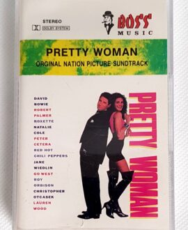 PRETTY WOMAN SOUNDTRACK audio cassette