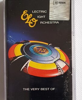 ELECTRIC LIGHT ORCHESTRA THE VERY BEST OF audio cassette