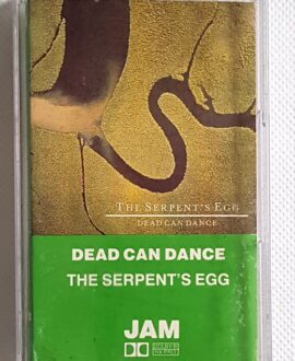 DEAD CAN DANCE THE SERPENT'S EGG audio cassette