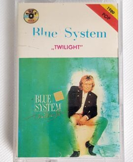 BLUE SYSTEM TWILIGHT audio cassette