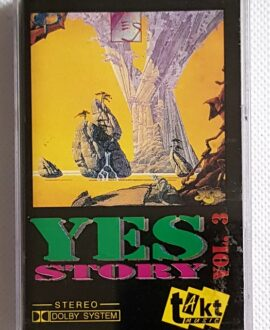 YES STORY vol.3 audio cassette