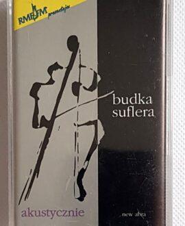 BUDKA SUFLERA AKUSTYCZNIE audio cassette