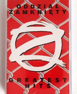 ODDZIAŁ ZAMKNIĘTY GREATEST HITS audio cassette