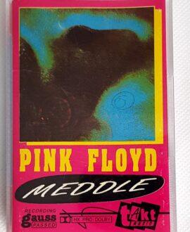 PINK FLOYD MEDDLE audio cassette