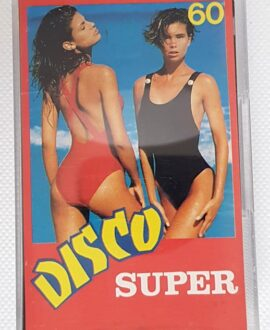SUPER DISCO FANCY, ROXANNA..audio cassette