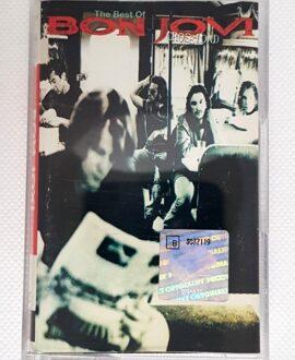 BON JOVI THE BEST OF CROSSROAD audio cassette