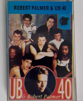 ROBERT PALMER & UB 40 HAVE I'M..audio cassette