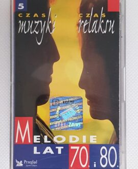 MUSIC 70,80' vol.5 TRY TO REMEMBER...audio cassette