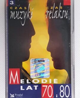 MUSIC 70,80' vol.3 THE HUSTLE, DANCING QUEEN...audio cassette