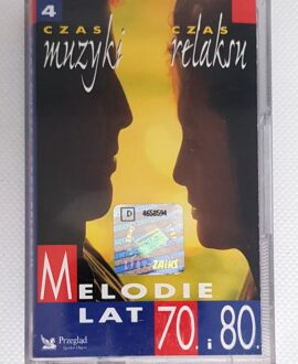 MUSIC 70,80' vol.4 FOREVER AND EVER...audio cassette