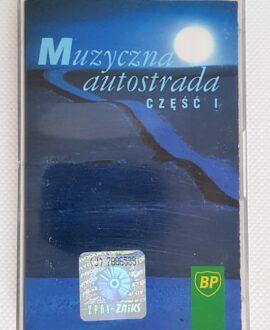 MUZYCZNA AUTOSTRADA vol.1 HEY, KASIA KOWALSKA..audio cassette