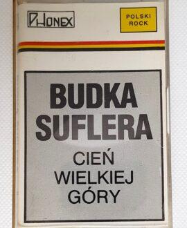 BUDKA SUFLERA CIEŃ WIELKIEJ GÓRY audio cassette