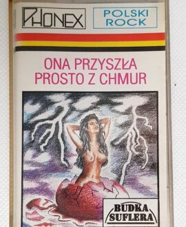 BUDKA SUFLERA ONA PRZYSZŁA PROSTO Z CHMUR audio cassette
