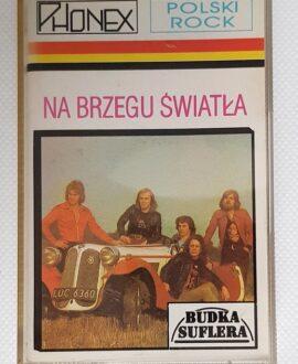 BUDKA SUFLERA NA BRZEGU ŚWIATŁA audio cassette