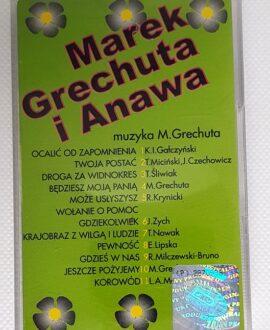 MAREK GRECHUTA I ANAWA OCALIĆ OD ZAPOMNIENIA audio cassette