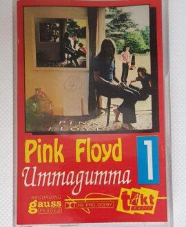 PINK FLOYD UMMAGUMMA vol.1 audio cassette