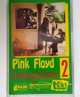 PINK FLOYD  UMMAGUMMA vol.2 audio cassette