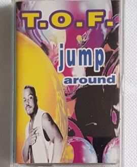 T.O.F. JUMP AROUND audio cassette