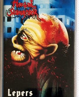 MORTAL SLAUGHTER LEPERS audio cassette