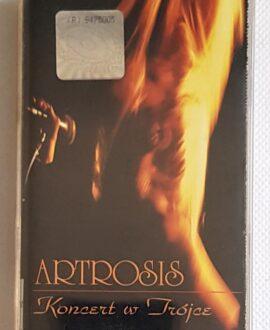 ARTROSIS KONCERT W TRÓJCE audio cassette