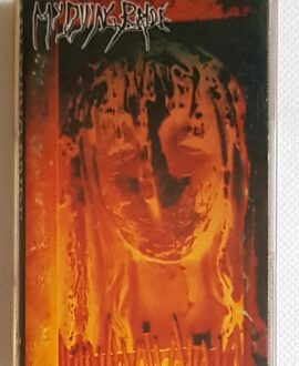 MY DYING BRIDE TURN LOOSE THE SWANS audio cassette