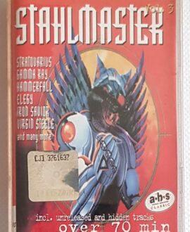 STAHLMASTER vol.3 GAMMA RAY, STRATOVARIUS... audio cassette