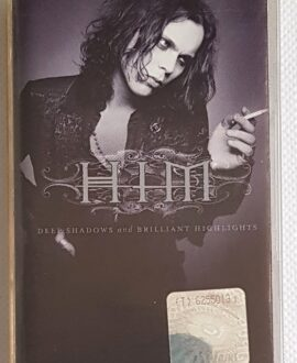 HIM DEEP SHADOWS AND BRILLIANT HIGHLIGHTS audio cassette