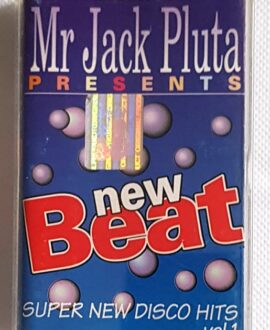 MR JACK PLUTA DJ BOBO, 2 BROTHERS ON THE..audio cassette