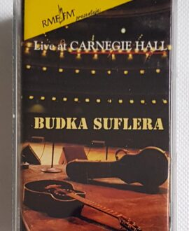 BUDKA SUFLERA LIVE AT CARNEGIE HALL 2x audio cassette