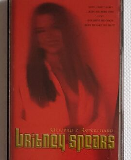 BRITNEY SPEARS SONGS FROM THE REPERTOIRE audio cassette