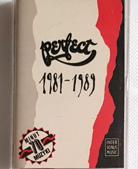 PERFECT 1981-1989 audio cassette