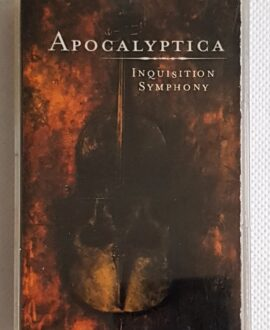 APOCALYPTICA INQUISITION SYMPHONY audio cassette