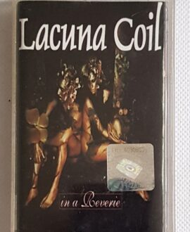 LACUNA COIL IN A REVERIE audio cassette