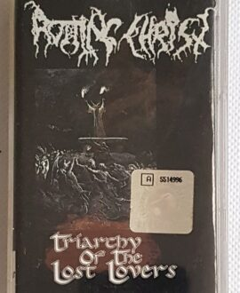 ROTTING CHRIST TRIARCHY OF THE LOST LOVERS audio casette