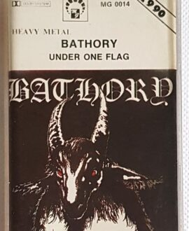 BATHORY UNDER ONE FLAG audio cassette