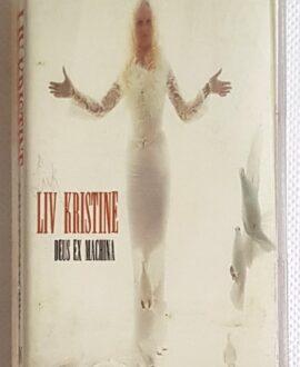 LIV KRISTINE DEUS EX MACHINA audio cassette